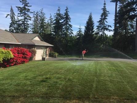 Irrigation Startups