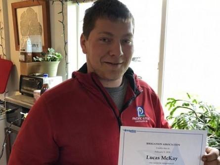 Certified Irrigation Technician